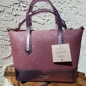 Kate Spade SMALL lola satchel Rose Pink Crossbody